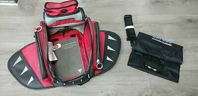 Oxford Ol211 X15 Red Magnetic Motorcycle Tank Bag
