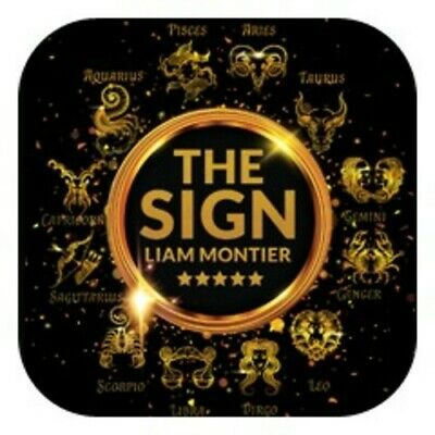 The Sign By Liam Montier and Alakazam Magic