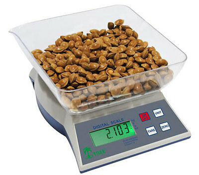 Digital Kitchen Food Scale 6kg x 1g with AC Adapter Tree KHR-6000 Counter-Top