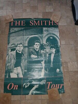 The Smiths Queen Is Dead Poster Original