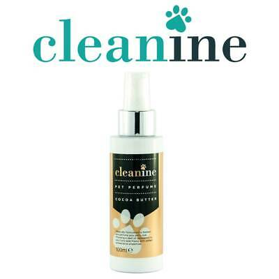 Cocoa Butter Pet Perfume Finishing Spray Grooming Dog Cologne Deodorant Fresh