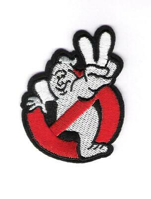 patch embroidered / écusson thermocollant S.O.S Fantômes 2 / Ghostbusters 2