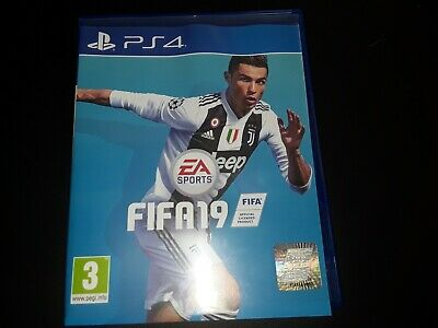 FIFA 19 - PS4 - Sony Playstation 4 - Top & OVP - ENG Version