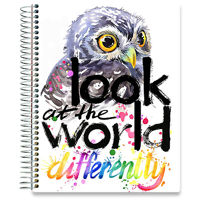 Tools4Wisdom 2019 Diary Planner A4-2019 Calendar Year - 3-in-1 Week to View with