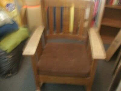 Stickley & Brandi Mission Oak Rocking Chair