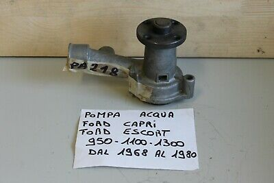 Pompa Acqua Ford Capri-Escort Rs Cod. 5005054-1487478-Epw730