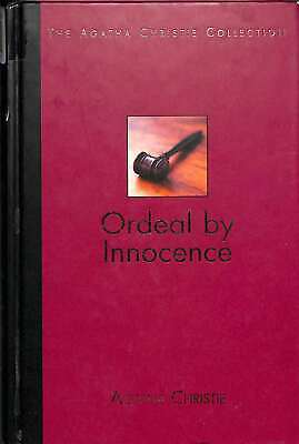 Ordeal by Innocence, Agatha Christie, Good Condition Book, ISBN