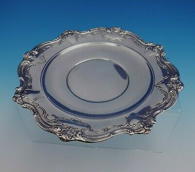 "Chantilly by Gorham Silverplate Serving Plate Round 10 1/4"" #YC1312 (#3238)"