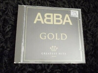 Abba, Gold, Greatest Hits, Cd Album, Tough To Find.
