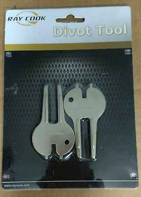 *NEW* A pair (02) of Ray Cook Divot tools - sealed pack