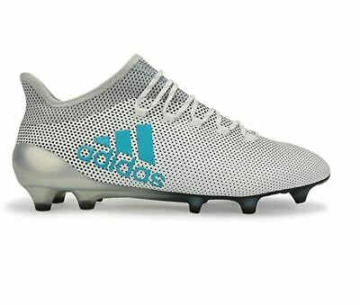 ADIDAS NEMEZIZ 17.1 SG Agility Soccer Cleats Men s White Dust Storm ... c00775826