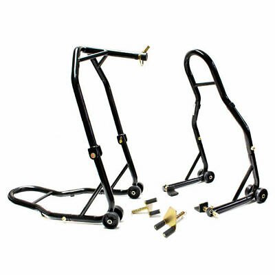 Motorcycle Frontrear Headlift Dual Lift Stand For Honda Cbr600 F4