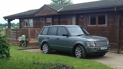 03 Land Rover Range Rover 10-MOT IN good condition - well maintained - 3 owners