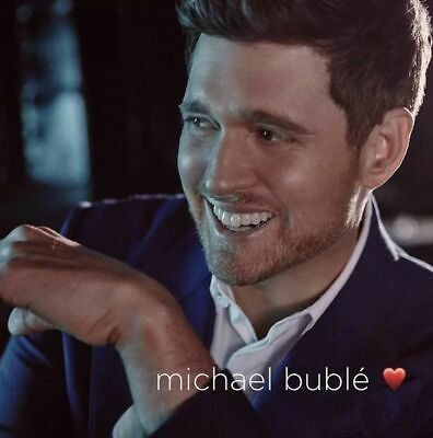 Brand New Factory Sealed Michael Buble Love Cd Heart