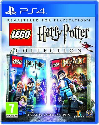 LEGO Harry Potter Collection (PS4 Game) *VERY GOOD CONDITION*