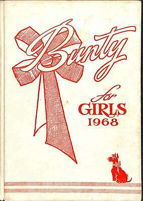 Bunty the Book for Girls 1968 (Annual), , Good Condition Book, ISBN