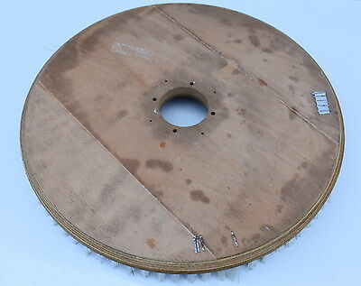 """20"""" (510mm) Universal Floor Polisher / Scrubber Pad Holder / Drive Board Plate"""