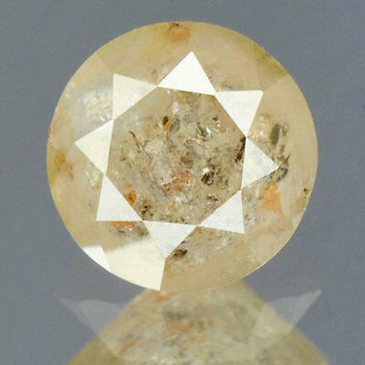 0.40 cts. CERTIFIED Round Brilliant Cut Gray Color Loose Natural Diamond 13541