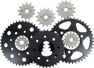 JT Steel Front Sprocket 17T 530 #JTF1180.17