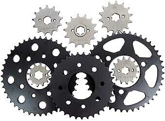JT Steel Rear Sprocket 40T #JTR853.40