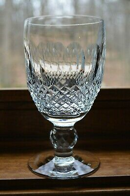 """Waterford Crystal Colleen Short Stem Wine Glass 4-3/4"""" Excellent!"""