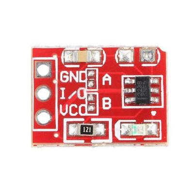 10pcs Set TTP223 Capacitive Self-Lock Touch Module For Arduino High Quality