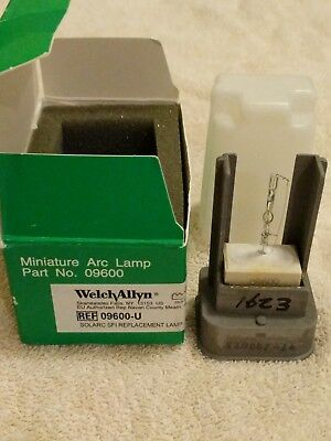 Welch Allyn 09600-U Solaric SFI Replacement Lamp. New!!