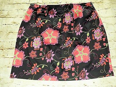 0d56885dab9 SPENSER JEREMY WOMAN Casual Summer Womens A Line Floral Skirt Plus Size 16