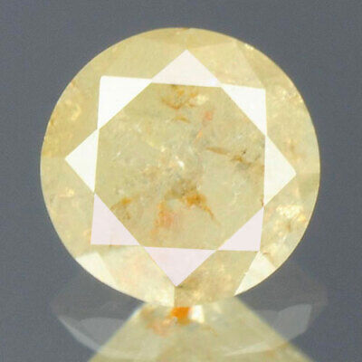 0.30 cts. CERTIFIED Round Brilliant Cut Gray Color Loose Natural Diamond 13396