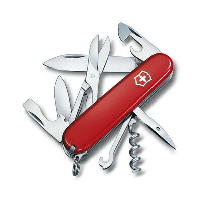 SWISS ARMY - CLIMBER Medium Pocket Knife