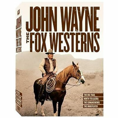 John Wayne: The Fox Westerns Collection [The Big Trail / North to Alaska / The C