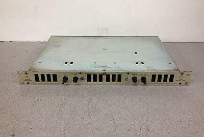 Wohler Technologies AMP-1A Audio Monitor Panel No AC Adapter
