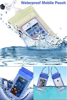 Universal Waterproof Underwater Phone Pouch Dry Case Cover for All Smart Mobile