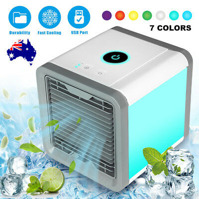 Chill Portable Air Cooler Conditioner NEW Cool Cooling Laptop Mini Fan USB