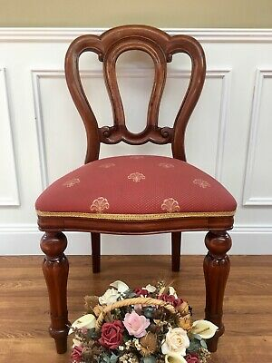 Antique Admiralty Mahogany Chair