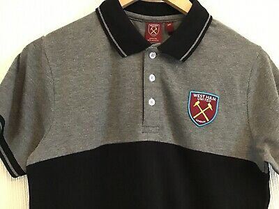 West Ham United F.C WHU Polo Shirt Size Medium. Brand New.