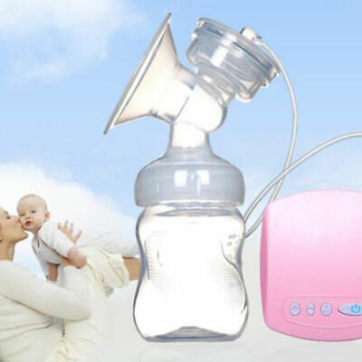 Advanced Comfort Electric Breast Pump Baby Infant Bottle Feeding With USB