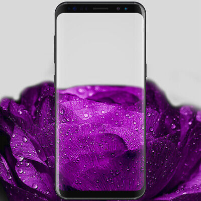 For Samsung Note9 S8 S9 S10 Plus Tempered Glass 3D Full Screen Protector Film W1