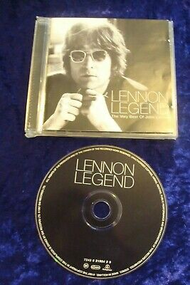 Cd.john Lennon.legend.very Best Of Greatest Hits.beatles.pop.rock.