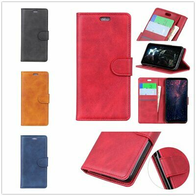 Leather Magnetic Wallet Phone Cover Case For ASUS Zenfone GO Google Pixel 2/3 XL