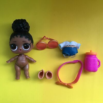 Lol Surprise Series 3 Doll Foxy Clothes Shoes Glasses Cup
