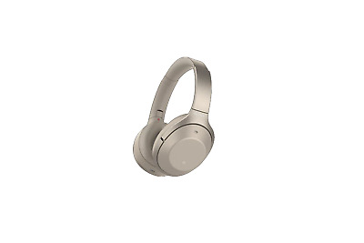 New Sony Gold 1000XM2 Wireless Noise Cancelling Headphones - Revolution Trading