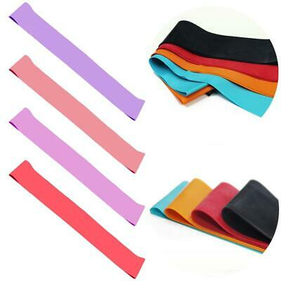 Resistance Loop Bands - Latex Exercise & Fitness Set for Home Gym & Yoga HS*