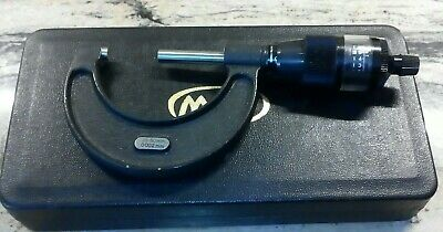 Moore and wright 25-50mm direct reading (DRM) micrometer