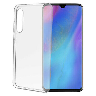 Celly TPU Case Huawei P30 Transparent GELSKIN848