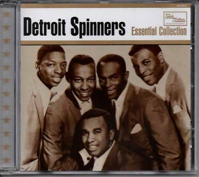 DETROIT SPINNERS The Essential Collection NEW & SEALED SOUL R&B CD MOTOWN