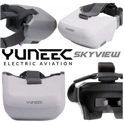 Yuneec Skyview FPV Goggles 5inch HD for Typhoon H, DJI and Drones with HDMI-out