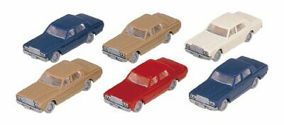 Kato - N gauge 23-500 car crown (6 units)