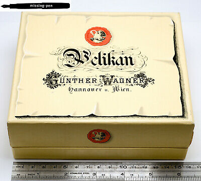 Outer Box Original Pelikan 320 Fountain Pen Empty Box