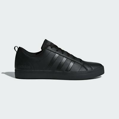 New Adidas Neo VS Pace Mens Shoes Black Sports Casual Trainers On Sale RRP £75 ✅